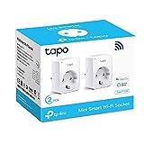 TP-Link TAPO P100(2-PACK) smart plug, Blanco, 2 pack